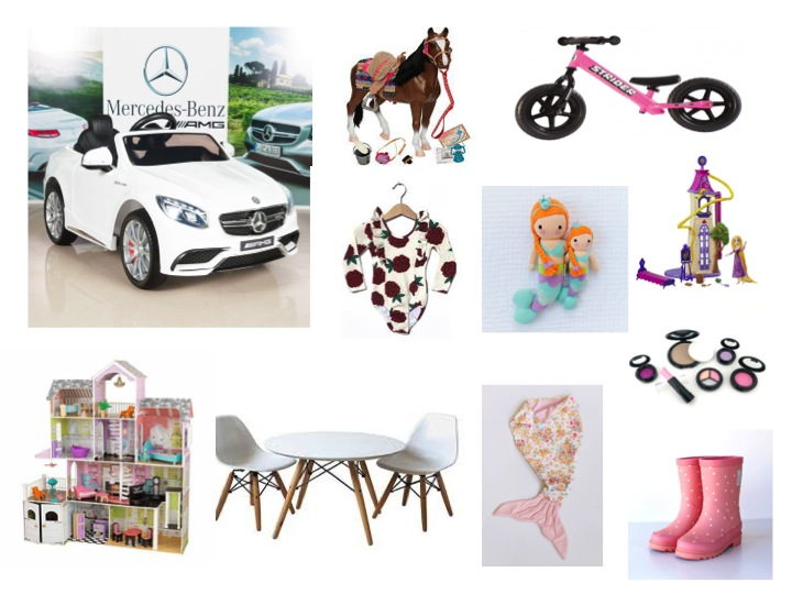 Toddler Girl Christmas Gift Guide