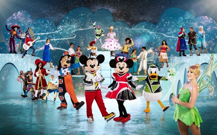 Disney On Ice: Mickey's Search Party inVancouver