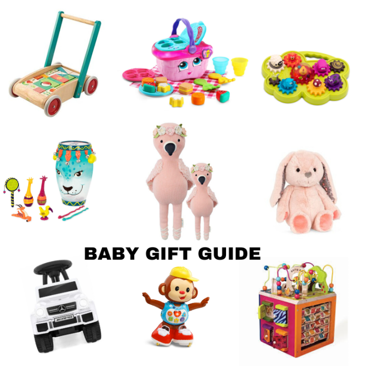 Baby Holiday Gift Ideas (6 months+)