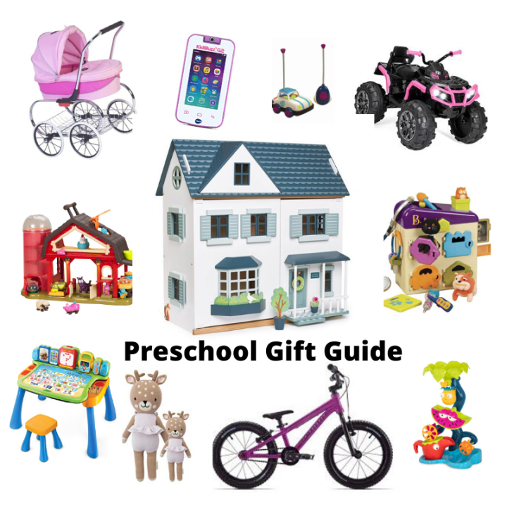 Preschool Holiday Gift Ideas