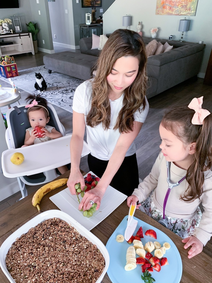 Mommy & A's Healthy Granola Recipe